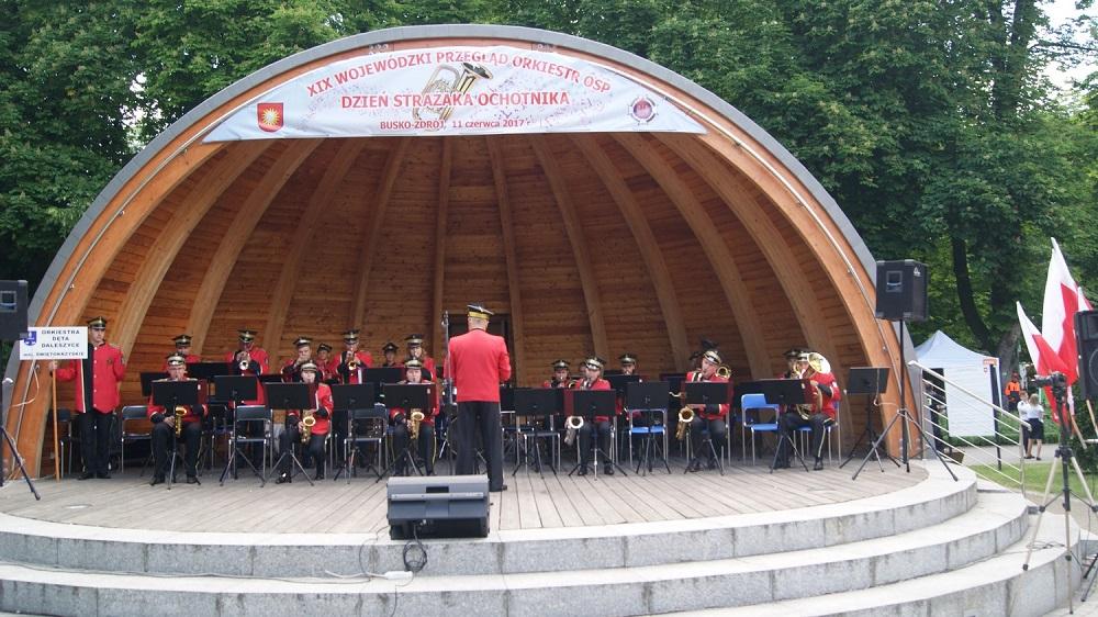 Kolejny sukces Orkiestry Dętej z Daleszyc_2